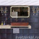 Зеркала в ванную на заказ