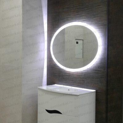 зеркало с подсветкой loffi