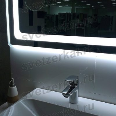 зеркало с подсветкой aza
