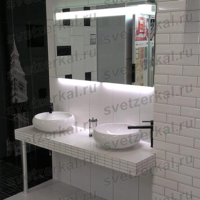 зеркало с подсветкой svetzerkal one