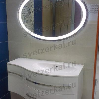 зеркало с подсветкой svetzerkal OVAL (5)