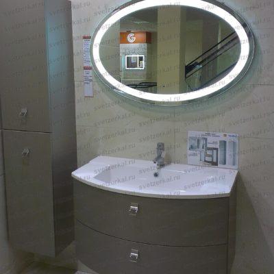 зеркало с подсветкой svetzerkal OVAL (7)