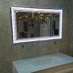 зеркала с подсветкой ALINA