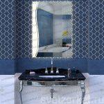 зеркало с подсветкой и обогревом