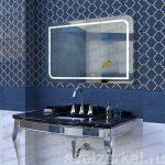 Зеркало со светодиодной подсветкой для дома