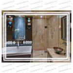 Купить недорого Зеркало в ванную комнату с обогревом Москва