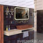 Купить Зеркала в ванную на заказ Москва